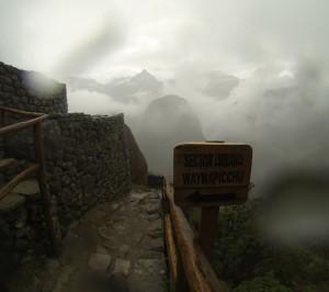 Well Wayna Picchu, I tried.
