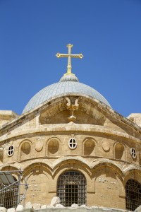 Via Dolorosa & Church of the Holy Sepulchre