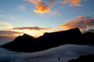Before Sunrise: Lion's Head Hike