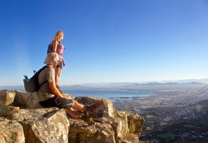 Tackling Table Mountain: the India Venster Route