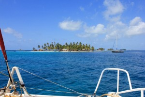 Sailing the San Blas Islands