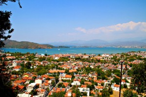 From V-GO Hotel to the Rock Tombs of Fethiye