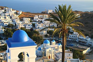 Dionysos Seaside Resort Review (Ios)