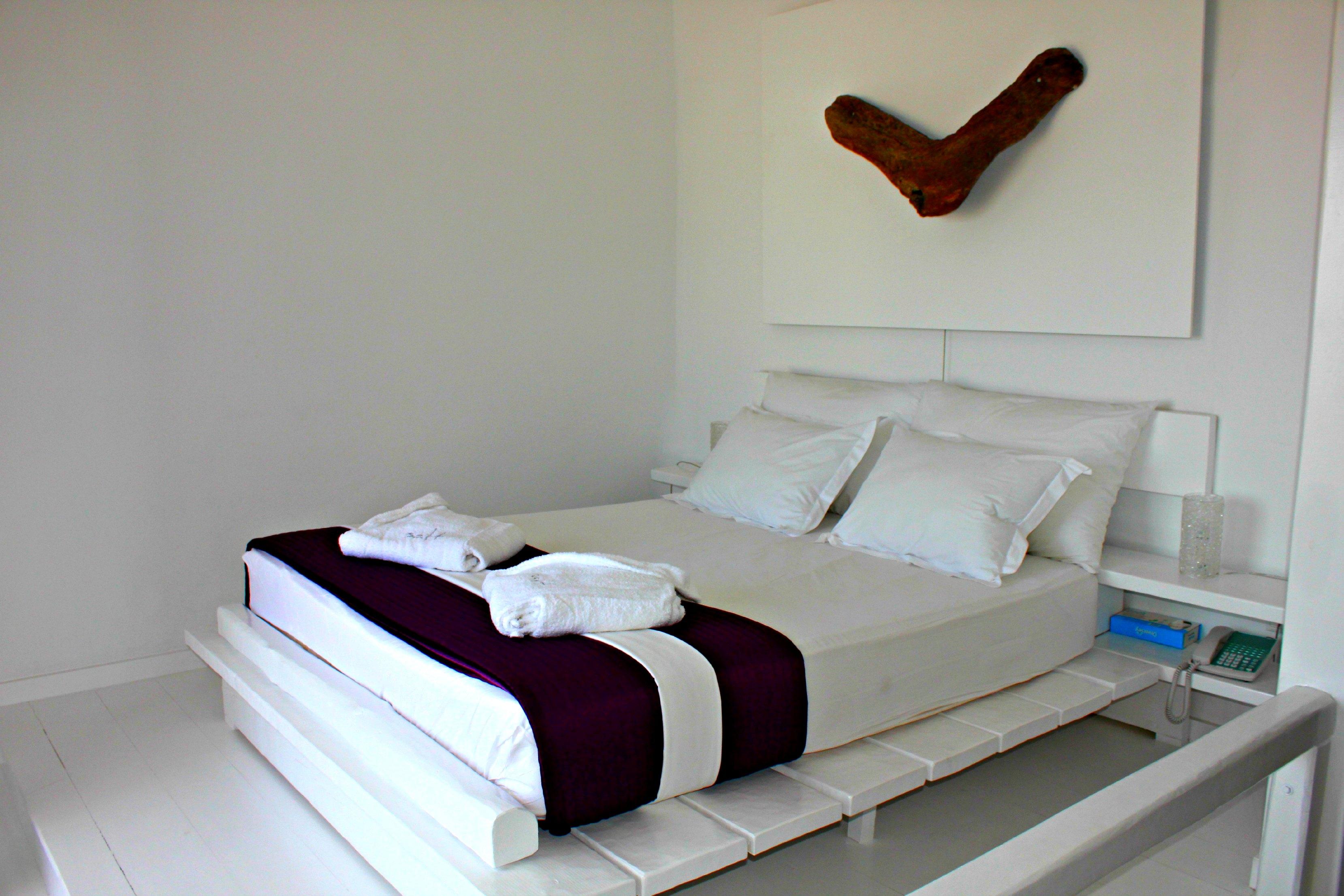 Milos Bedroom Furniture Luxury At Its Finest Salt Suites The Five Foot Traveler