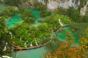 Plitvice Lakes National Park & Villa Lika