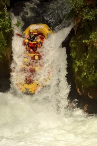 Rafting The Highest Commercial Waterfall