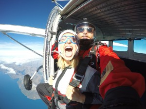 Overcoming Fear: Skydive with NZONE!