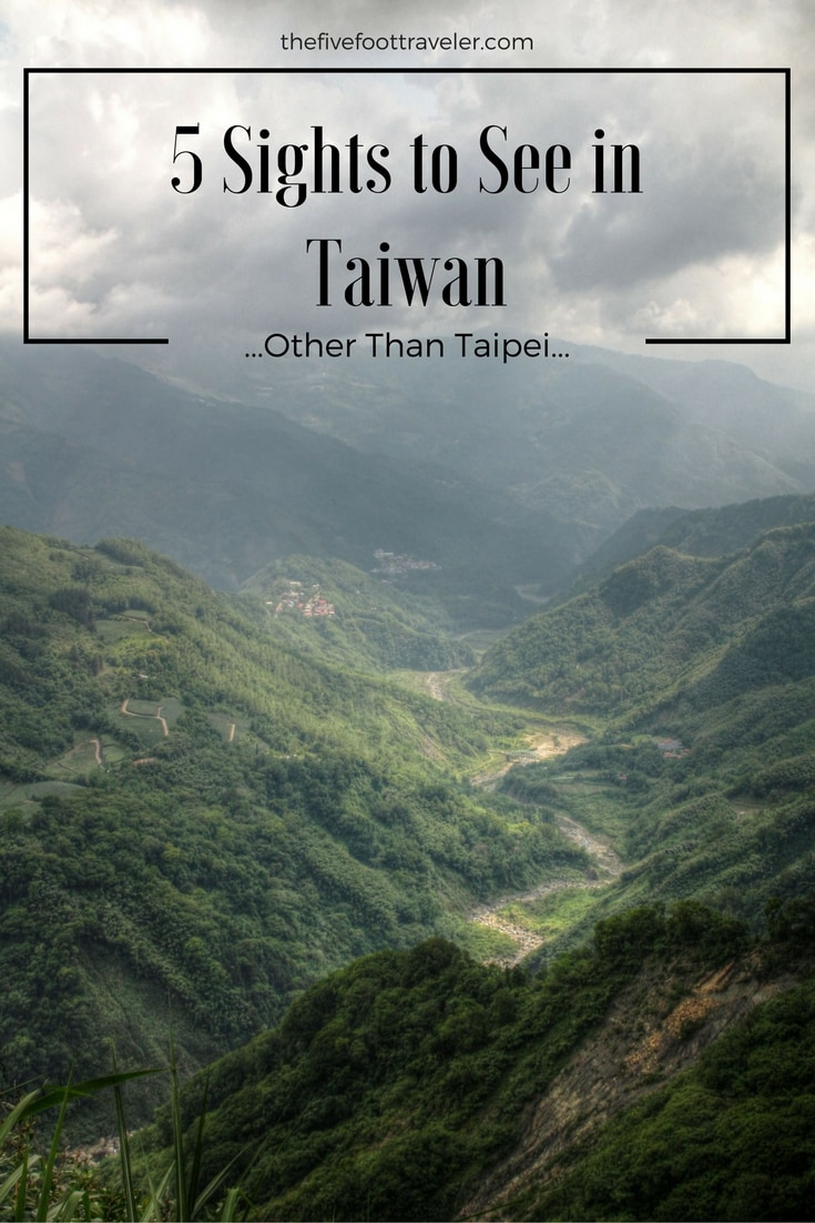 Grab a map, rent a car, and take a road trip in Taiwan! From Sun Moon Lake, to the largest standing Buddha in Southeast Asia, there's much to be discovered! Read more at www.thefivefoottraveler.com