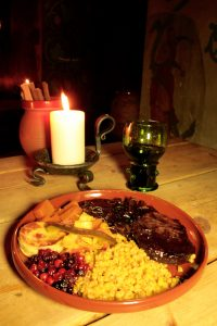 The Olde Hansa: Food Fit For A King