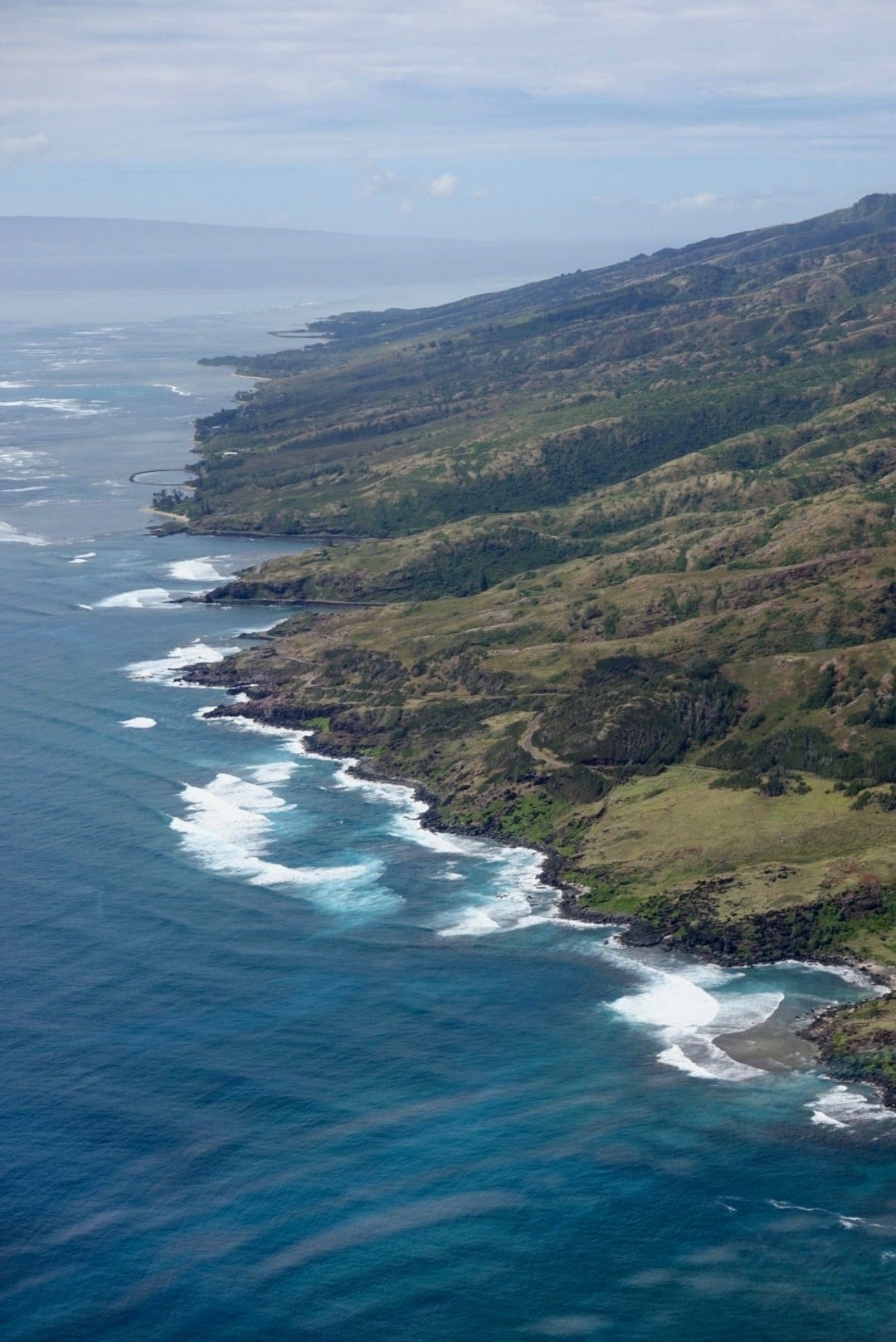 When visiting Maui, you must join Air Maui for their West Maui & Molokai flight! There's no better way to view an island than from above! Read more at www.thefivefoottraveler.com